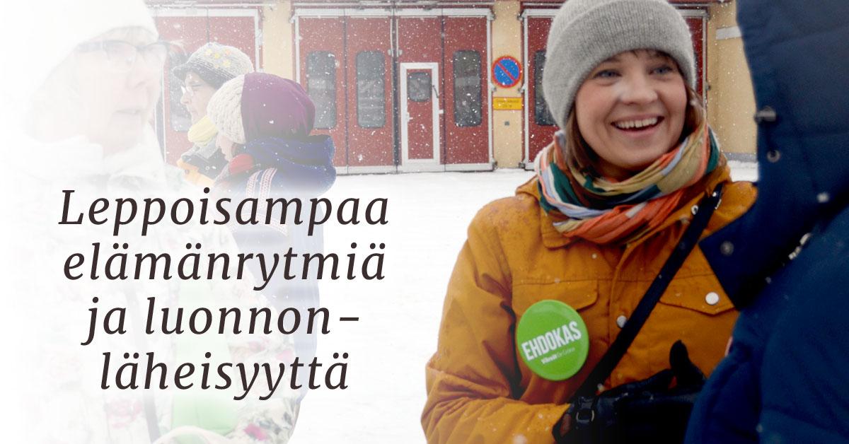 Moni asia puhuu Etelä-Savossa asumisen puolesta